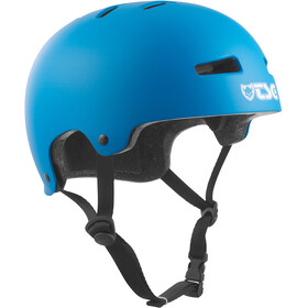 TSG Evolution Solid Color casco per bici Bambino blu